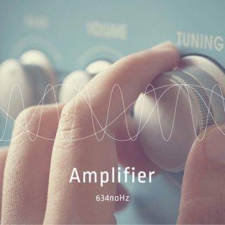 634noHz『amplifier』