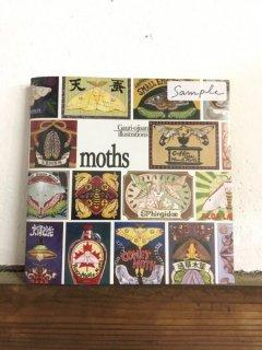 蛾売りおじさん「moths」