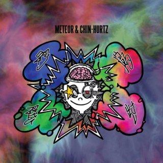 【特典つき】METEOR&CHIN-HURTZ「喰う寝る飲む出す」