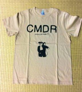 チミドロ「なのかな?Tシャツ」やんわりベージュ