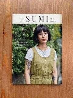 「Culture & Tattoo Magazine『SUMI』vol.1(2019秋号)」