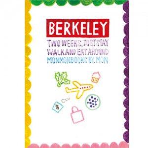 monmonbooks「TABIMON4  BERKELEY-2 WEEKS」