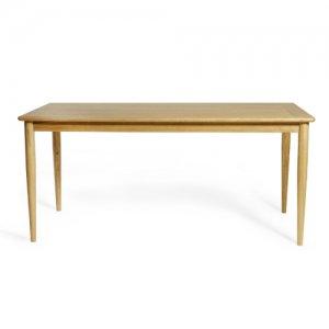 ノルドテーブル ホワイトオークW160