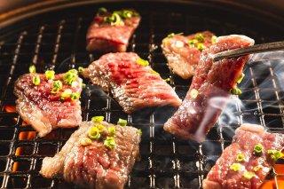 冷麺付き満足焼肉セット
