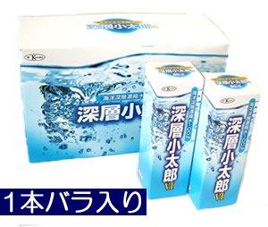 日本海海洋深層水100%使用 深層小太郎 (60ml×1本)