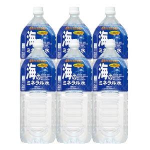富山の海洋深層水 海のミネラル水(2L×6本)