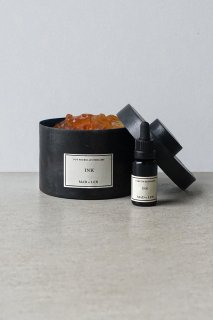 Pot Pourri d'Apothicaire VEGETAL AMBER - INK - 300g