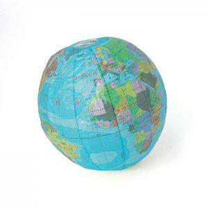 地球儀 紙風船:Sサイズ<br/>