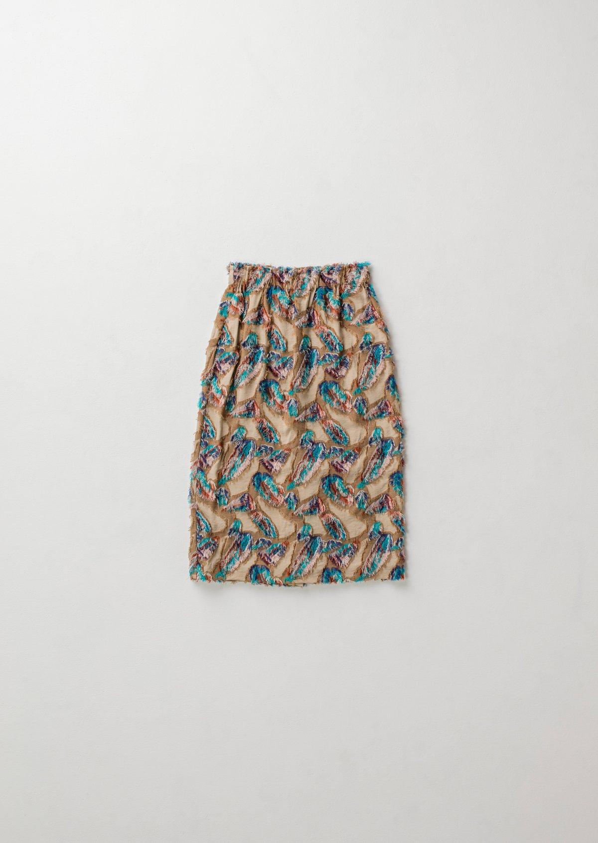パレットストレートスカート