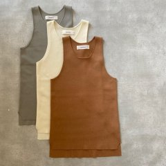 TODAYFUL Highgauge Knit Tanktop<img class='new_mark_img2' src='https://img.shop-pro.jp/img/new/icons16.gif' style='border:none;display:inline;margin:0px;padding:0px;width:auto;' />