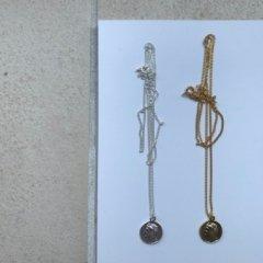 SELECT Silver925 Coin Necklace