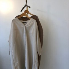 SELECT  over shirt one-piece