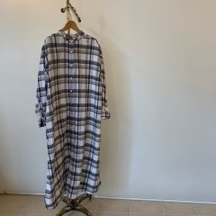 SELECT  check shirt one-piece