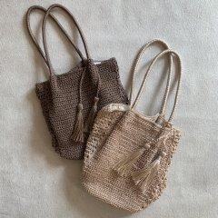 SELECT  knit tote bag