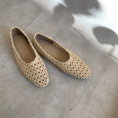 SELECT bride flat shoes