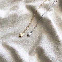 aries long drop necklace
