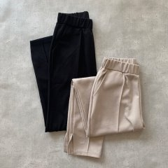 SELECT center seam tapered pants