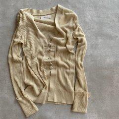 TODAYFUL China Linen Cardigan