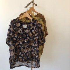 Ungrid アロハプリントシャツ