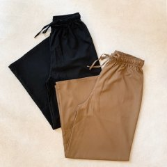 SELECT easy wide pants