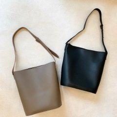 SELECT basket shoulder bag