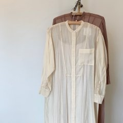 TODAYFUL Sheer Shirts Dress