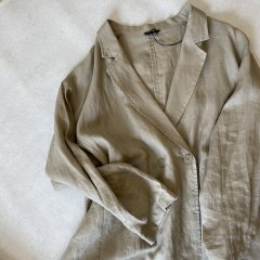 SELECT linen jacket<img class='new_mark_img2' src='https://img.shop-pro.jp/img/new/icons16.gif' style='border:none;display:inline;margin:0px;padding:0px;width:auto;' />