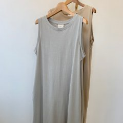 SELECT nosleeve over one-piece
