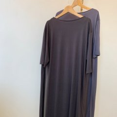 SELECT slit long one-piece