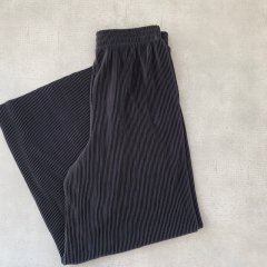 SELECT stretch pleats pants