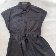 SELECT box shirt one-piece