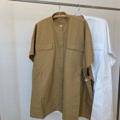Ungrid ビッグポンチョデザインシャツ