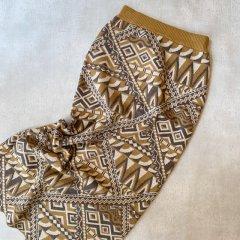 Ungrid ジャカードニットタイトスカート