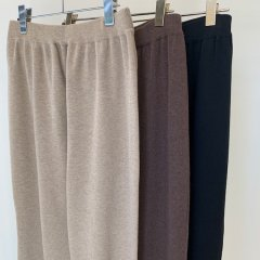 SELECT knit wide pants