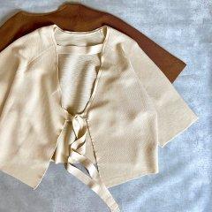 SELECT back design knit