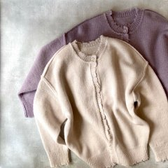 TODAYFUL Lowgauge Knit Cardigan