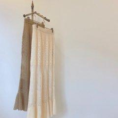 SELECT knit mermaid skirt
