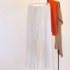 SELECT slit knit pants