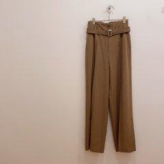 SELECT highwaist slit pants