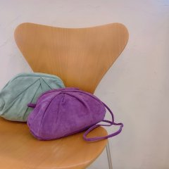 TODAYFUL Suede Clutch Bag