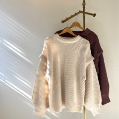 SELECT bias pullover