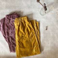 SELECT  velour washer pants