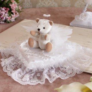 天使のグレースプチテディベア(ハート)キット