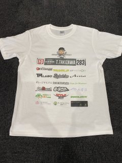 Fomula Drift Japan Team Zeknova Japan Tシャツ