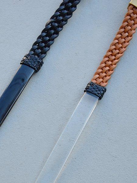 MameKurogouchi Combination Narrow Belt