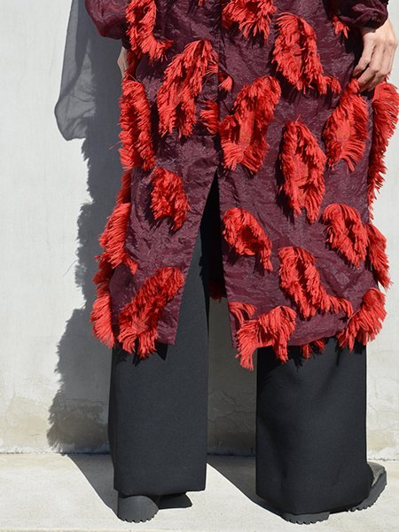 Lautashi Battle flare dress