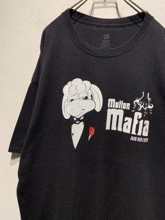 """""""Mutton Mafia"""" Print Tee [Godfather Parody]"""