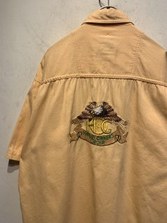 """Harley Davidson"" S/S Embroidered Shirt"