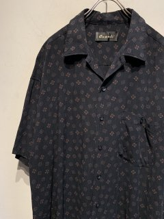 """avanti"" S/S Pattern Shirt [SILK]"