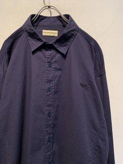 """EMPORIO ARMANI"" One Point L/S Shirt"